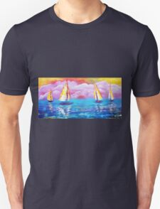 Cotton Candy Cove Unisex T-Shirt