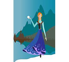 Origami - Princess Anna Photographic Print