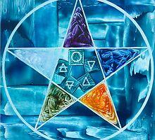 Pentagram by Anne Pearson