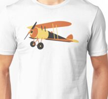 vintage  airplane from WWI era Unisex T-Shirt