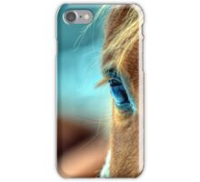Horse Eye iPhone Case/Skin