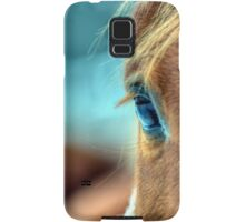 Horse Eye Samsung Galaxy Case/Skin