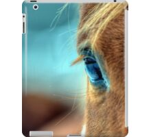 Horse Eye iPad Case/Skin