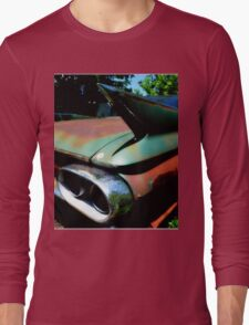 Cadillac Fin Long Sleeve T-Shirt