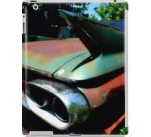 Cadillac Fin iPad Case/Skin