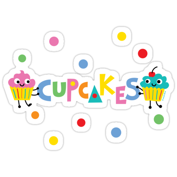 I love cupcakes banner by Andi Bird