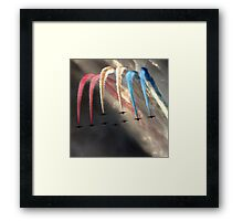 The Phoenix Formation Framed Print