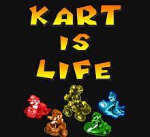 Kart is Life Unisex T-Shirt
