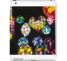 Lanterns & Patterns iPad Case/Skin