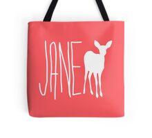 Max's Shirt - Jane Doe  Tote Bag