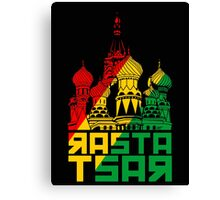 RASTA TSAR Canvas Print