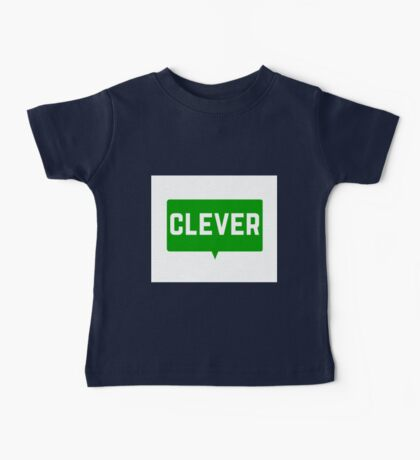 Clever Baby Tee