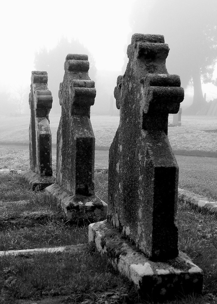 The Churchyard Guardians by Julesrules