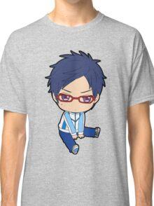 Rei Ryugazaki Chibi Classic T-Shirt
