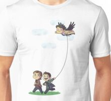 Team Free Kite Flying Unisex T-Shirt