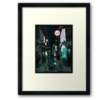Shade Master Framed Print