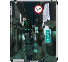 Shade Master iPad Case/Skin