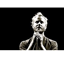 The National - Matt Berninger Photographic Print