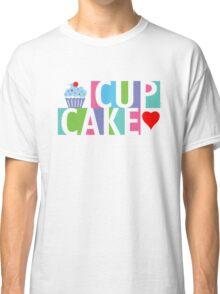 Cupcake love pink 4 Classic T-Shirt
