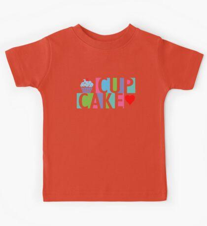 Cupcake love pink 4 Kids Clothes