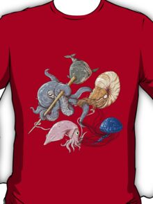 Sea Battle T-Shirt
