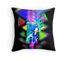 Secret Zone Throw Pillow