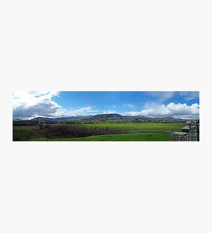Kingussie Landscape Photographic Print