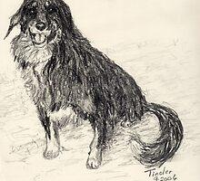 Shelley, ever faithful by imokru3
