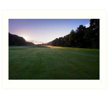 Listowel Golf Club - 001  Art Print