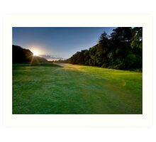 listowel golf club - 002 Art Print