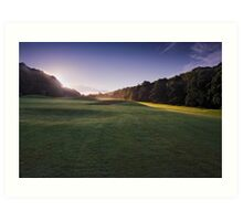 listowel golf club - 003 Art Print