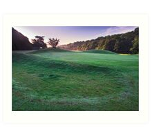 listowel golf club - 004 Art Print
