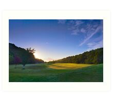 listowel golf club - 005 Art Print