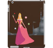 Origami - Briar Rose iPad Case/Skin