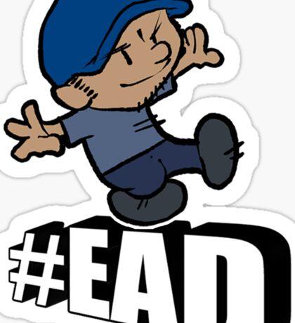 EAD! Sticker