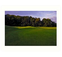 listowel golf club - 008 Art Print