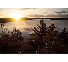 Algoma Sunrise Photographic Print