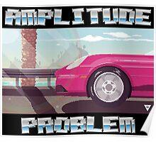 Tire Shine Pixel Art by Valenberg Poster