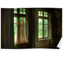 Potters Manor House - nightdress Poster
