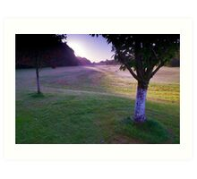 listowel golf club - 011 Art Print