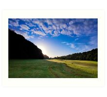 listowel golf club - 013 Art Print