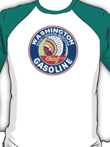 Washington Chief Gasoline Shirt T-Shirt