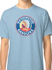Washington Chief Gasoline Shirt Classic T-Shirt