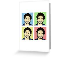 Tyler Posey Greeting Card