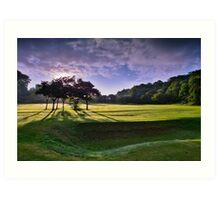 listowel golf club - 018 Art Print