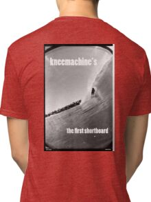 Kneemachine Tri-blend T-Shirt