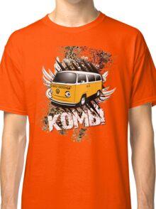 Volkswagen Tee Shirt - Two Tone Kombi Classic T-Shirt