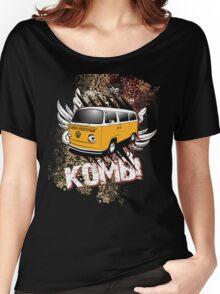 Volkswagen Tee Shirt - Two Tone Kombi Women's Relaxed Fit T-Shirt