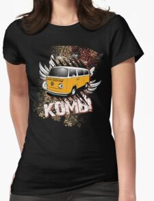 Volkswagen Tee Shirt - Two Tone Kombi T-Shirt