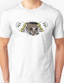 CAT GOATSE A SURPRISE  Unisex T-Shirt